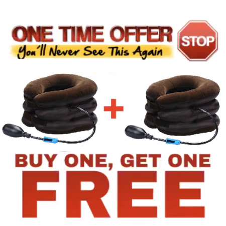 buy 1, get 1 Air Cervical Soft Neck Brace Device (Special Offer)