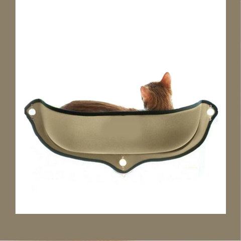 Image of Comfortable Bed Hanging For Cats