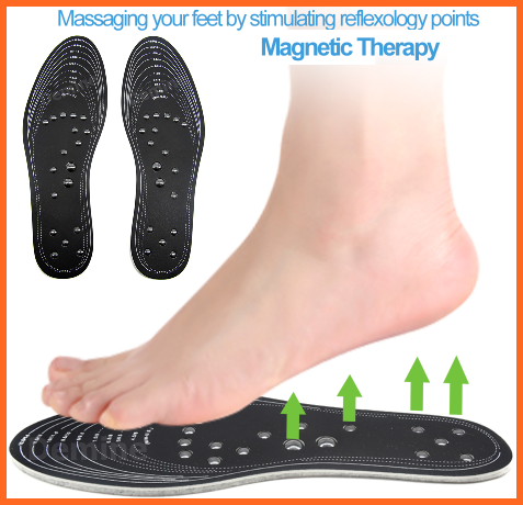 Image of Magnetic Feet Massager Templates