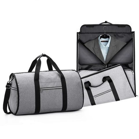 Image of Waterproof Zipper Suit Organizer bussines bag