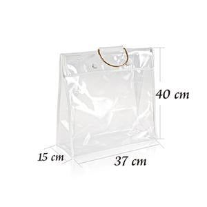 Fashion Clear Dust Proof Bag
