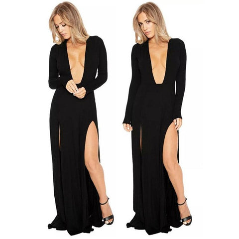 Image of Sexy Elegant Fashion Dress for Party