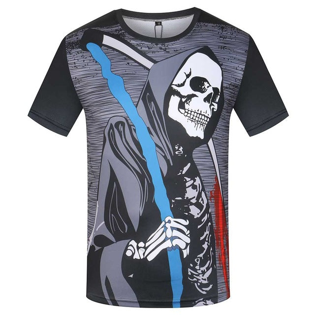 Fashion for Men Funny 3D T-Shirts