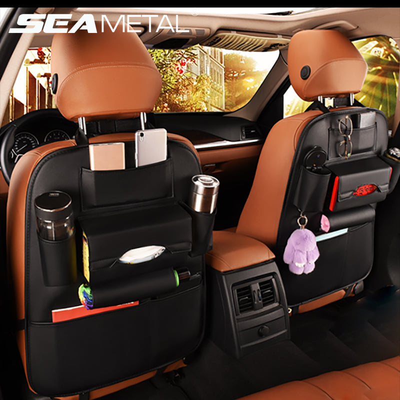 Travel Organizer bag Pocket case for Car seat
