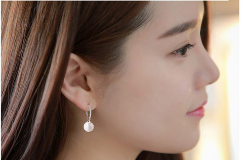 1Pair Women Earrings Ear Stud Jewelry