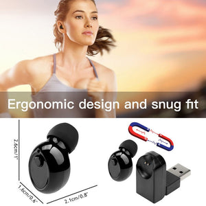Mini Bluetooth 4.1 Earphones Headset Hands-free For iPhones Samsung Huawei