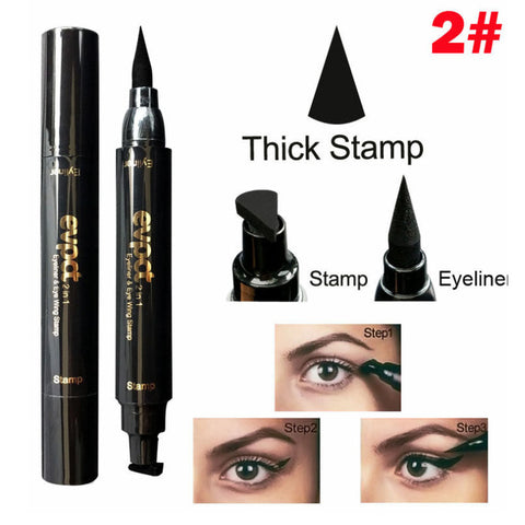 2 in 1 easy makeup eyeliner