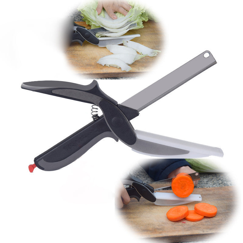 Smart Kitchen knife for Cutting Fruits and Vegetables