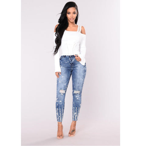 New 2018 spring summer Jeans for women
