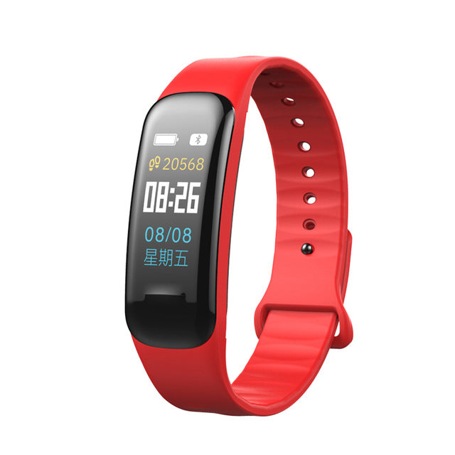 Smart Bracelet Blood Pressure Smart Band Heart