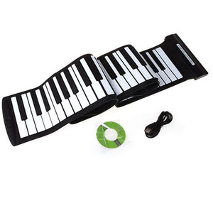 Portable Electronic Piano with Speaker