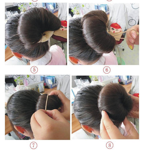Image of Magic hair styling kit for women girls