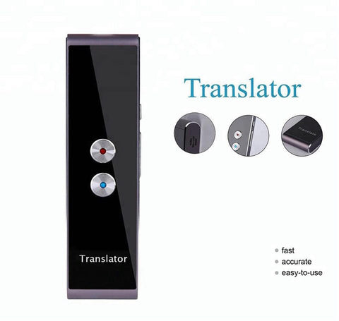 Image of 32+ Languages Portable Instant Voice Translator