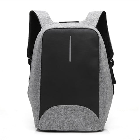 Image of multifunctional anti-theft backpack, USB charging