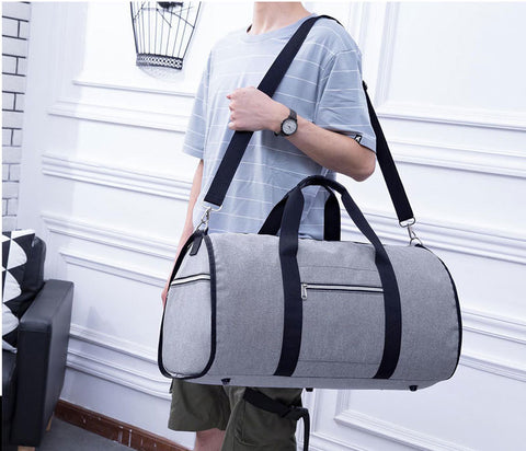 Waterproof Zipper Suit Organizer bussines bag