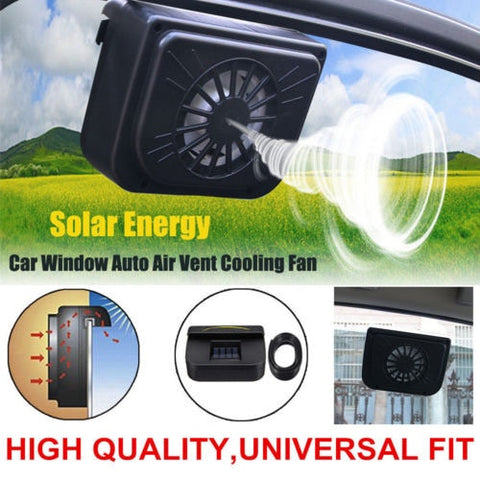 Image of Solar Car Exhaust Fan