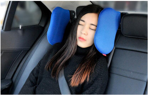 Image of Adjustable Safe Car Seat Headrest