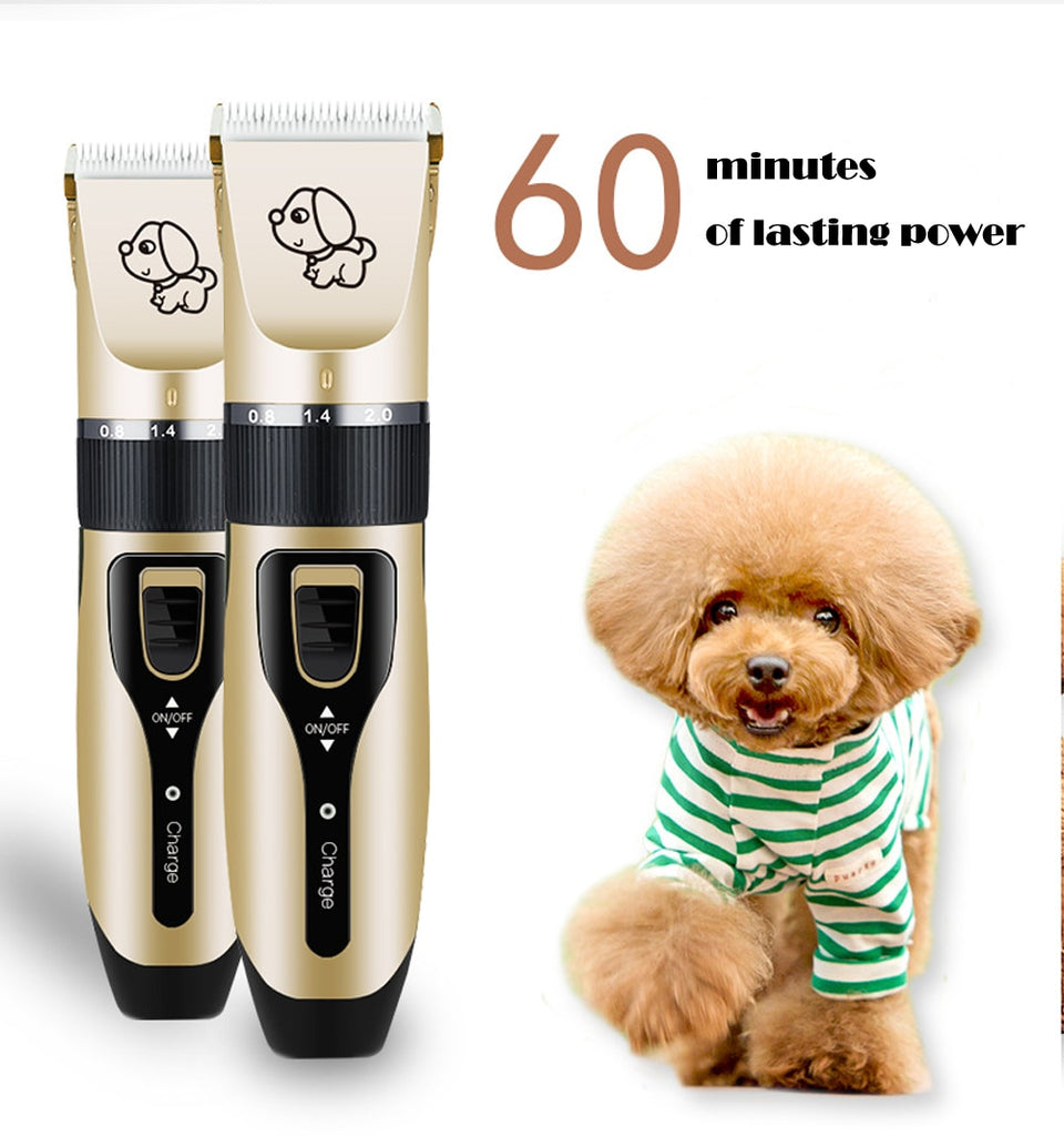 Best Professional Rechargeable Pet Trimmer