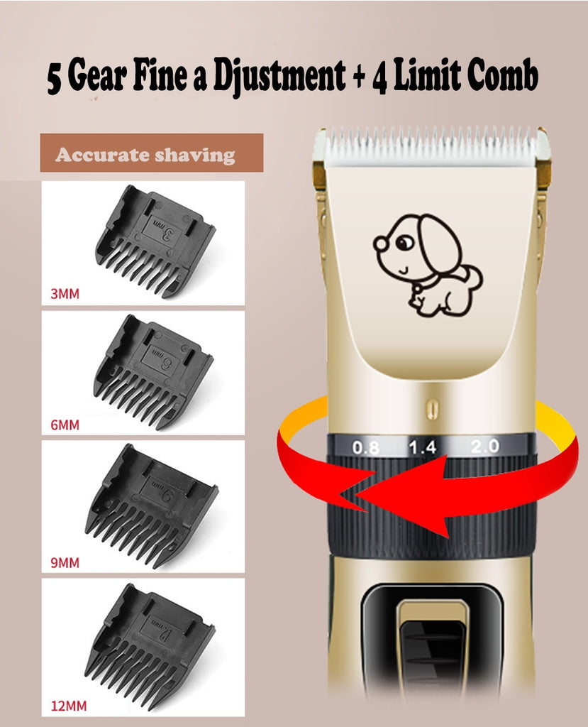 Offer Best Professional Rechargeable Pet Trimmer