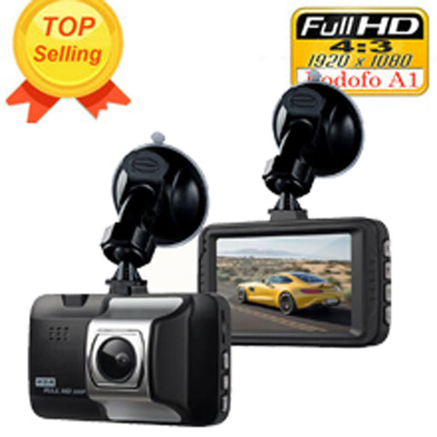 Image of Dash Cam HD 1080P Car Camera Driving