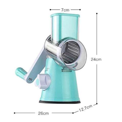 Image of Manual Multifunctional Vegetable  Cutter