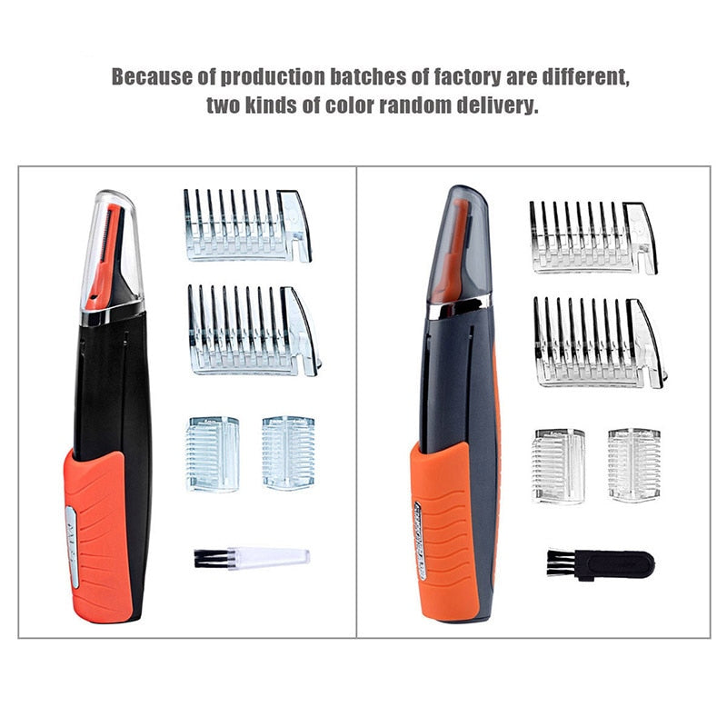 ALL in 1 MicroTouch Hair Trimmer kit for man