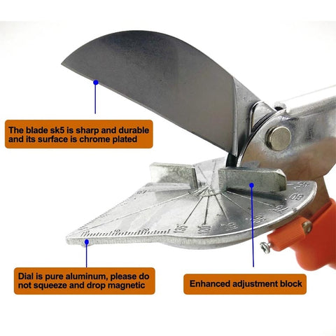 Handyman Multi-angle Scissors