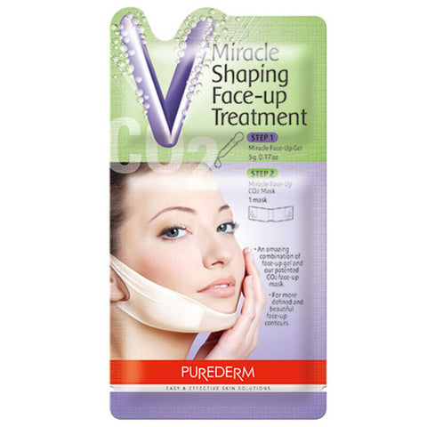 Image of 10 Pcs Miracle V-Shaped Slimming Mask