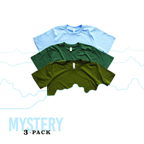 March Mystery 3-pack