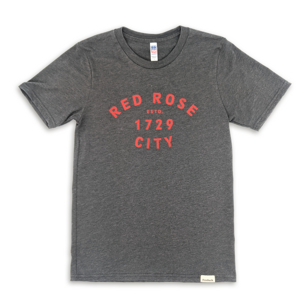 Red Rose City T-shirt - Foxduck