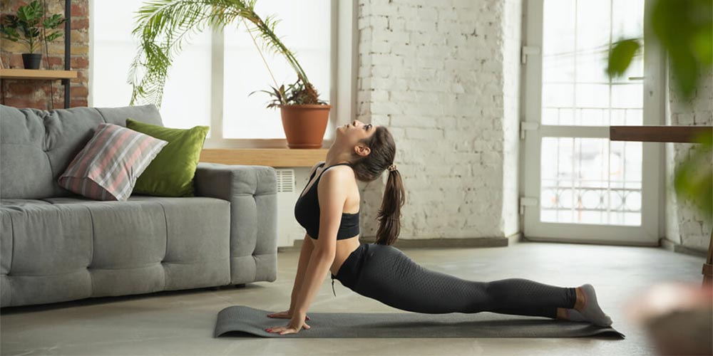 Exercises you can do without equipment