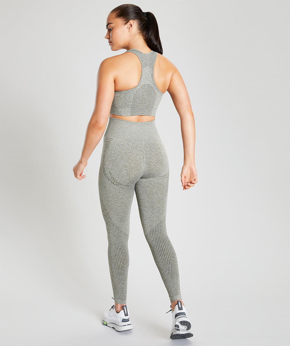 Seamless Leggings - Olive
