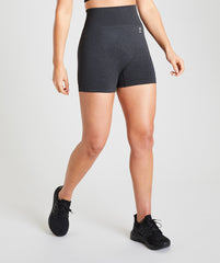 Seamless Shorts - Dark Grey