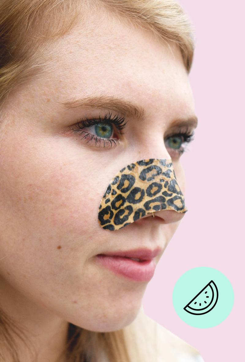 The Pore-fect Strip