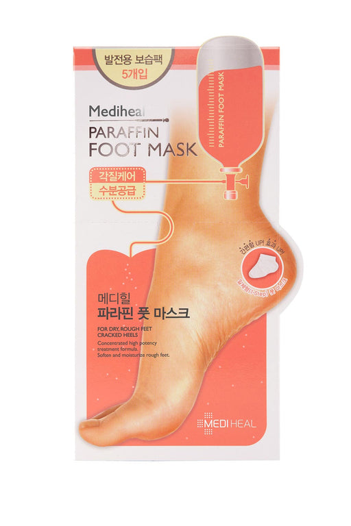 MEDIHEALPARAFFIN FOOT MASK