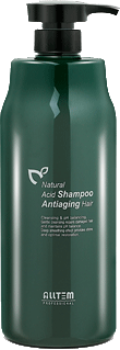 ALLTEM NATURAL ACID SHAMPOO ANTIAGING HAIR