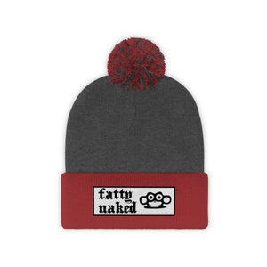 Brass Knuckles Monkey Beanie