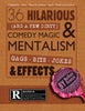 Comedy for Magicians and Mentalists. VOL. 2