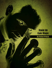 Stand Up Coin Magic DVD