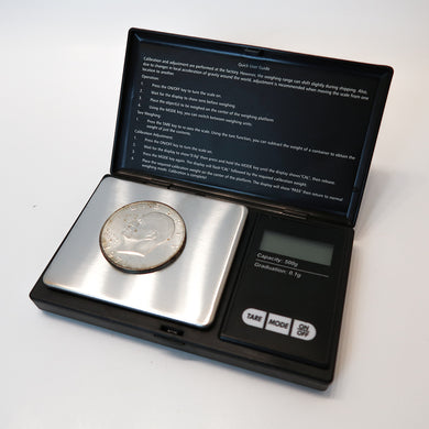 Coin Scale - (Weigh Silver Coins and Error Coins)