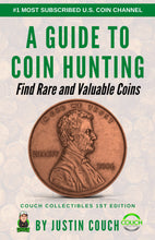 "Paperback Book - A Guide To Coin Hunting ""Find Rare and Valuable Coins"""
