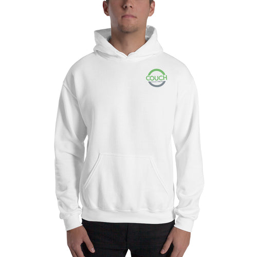 Couch Collectibles Hooded Sweatshirt