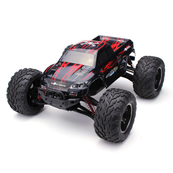 Brushed RC Remote Control Monster Truck RTR