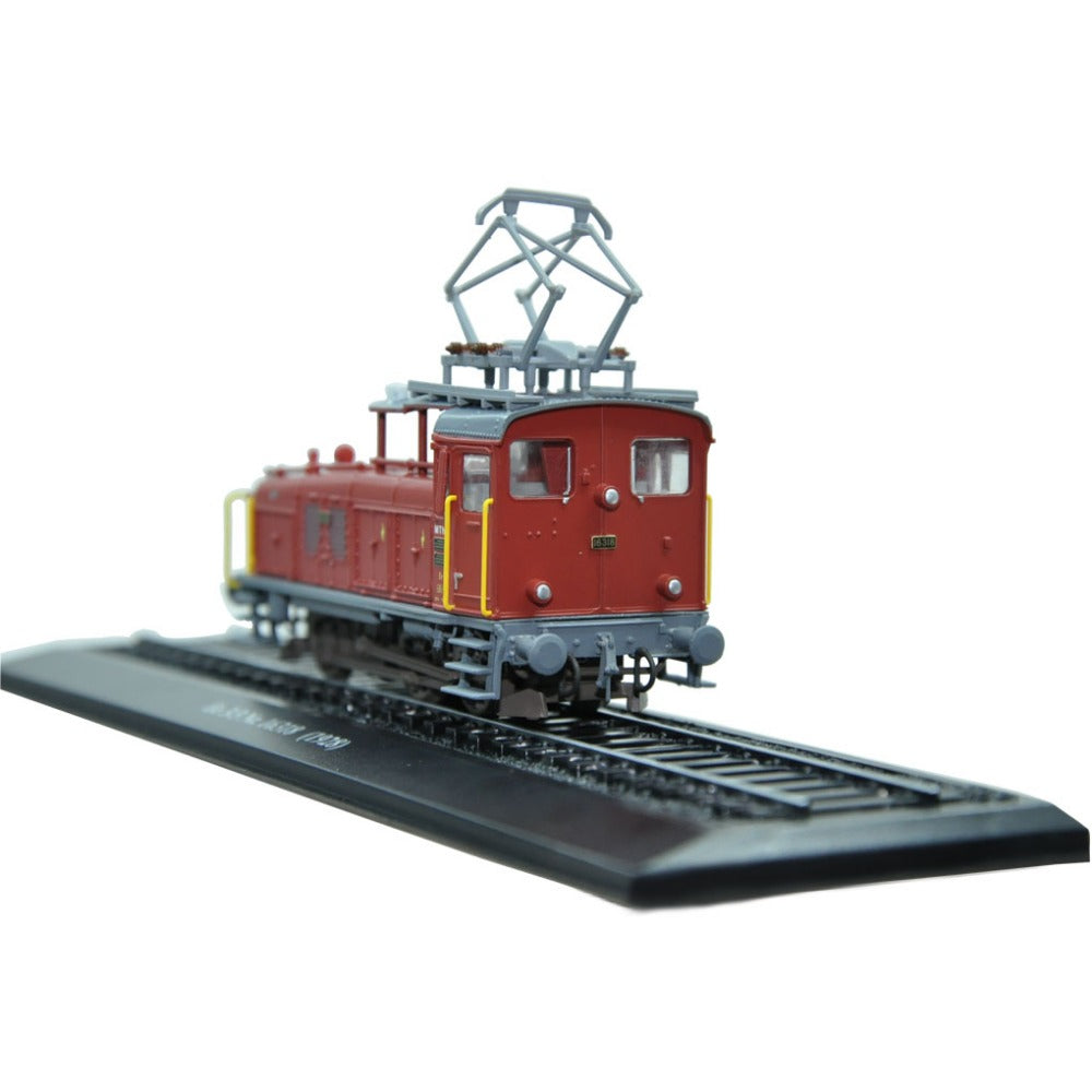 Collectible Atlas Diecast Antique Tram Hot Sale Best Gift for Christmas