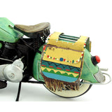 Vespa Model Motorcycle Vintage Indian Vespa Motor collection