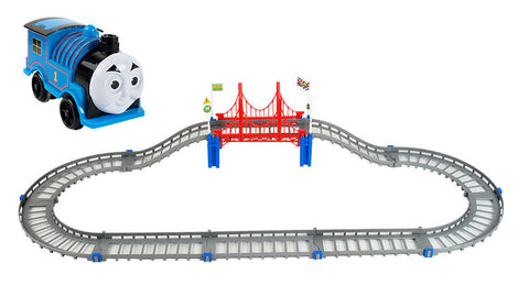 Roller Coaster track Electric Electronic Trains Set With Rail Toys