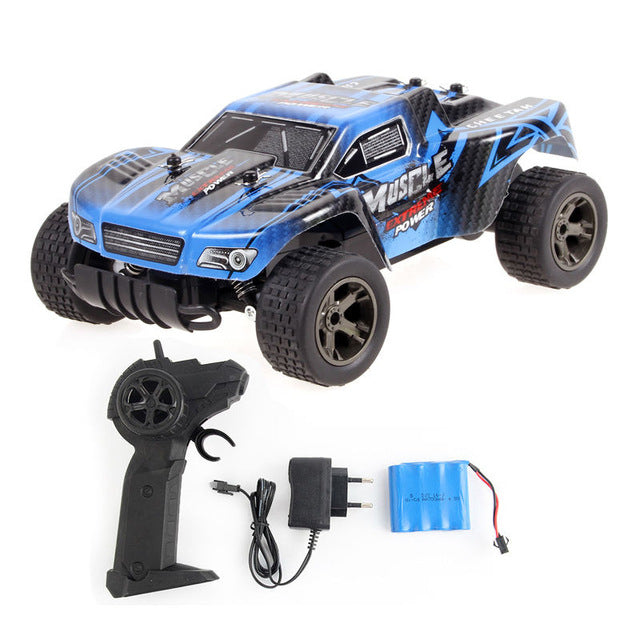 Boys RC Car Electric Toys Remote Control Car Drive Truck High Speed Control