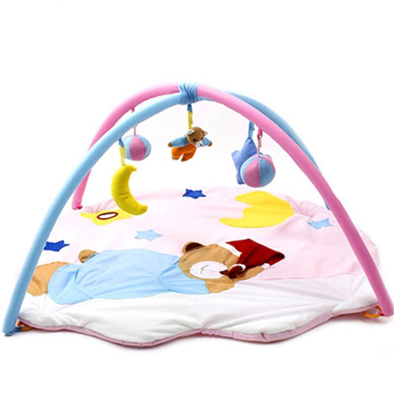 Baby Toy Baby Educational Crawling Mat Play Gym Kids Blanket Carpet