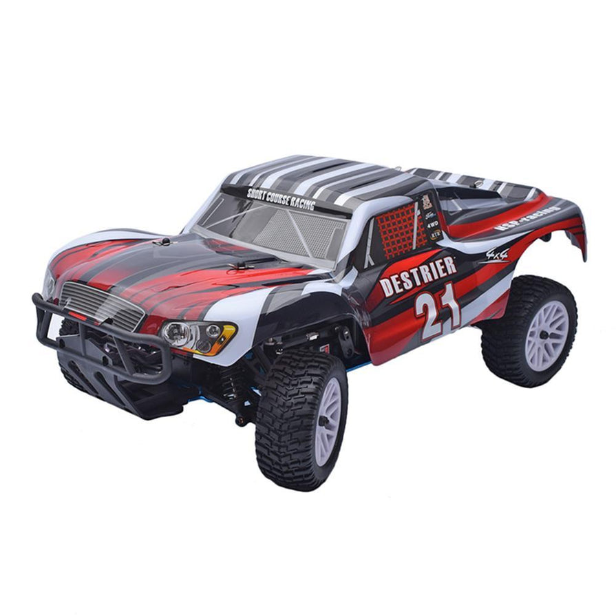 Original Nitro / Gas Radio Remote Control RC Short Course Truck