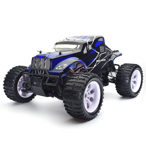 Rc Car Scale Off Road Monster Truck Electric Power Remote Control Car